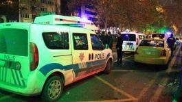 Ankara'da kazada 6 Polis yaralandı