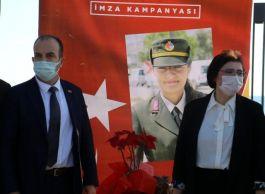 Antalya'da parka korkmaz tedik isminin verilmesi tartışması ve Şehit ismi verilsin talebi