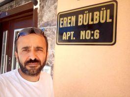 Apartmana Şehit Eren Bülbül'ün adını verdiler
