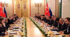 Artan Esad rejim Saldırıları için Türk ve Rus heyetleri İdlib için görüşüyor