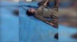 Askere Saldıran ve yaralanan teröriste ilk müdahaleyi yine Türk Askeri yaptı