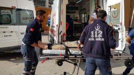 Askeri araç devrildi: 2'i ağır 5 asker yaralandı