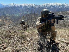 Askerimizi Şehit eden iki terörist öldürüldü
