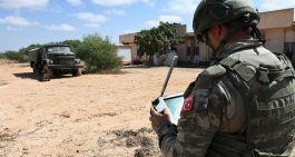 Askerlerimiz Azerbaycan Askerine mayın ve patlayıcı eğitimi veriyor