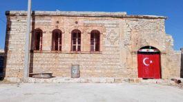 Atatürk'ün Suriye Afrin'de konakladığı ev temizlendi