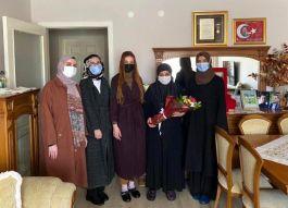 Avukat Barosundan Şehit annelerine ziyaret