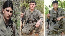 Ayak izlerinden tespit edilen teröristler öldürüldü