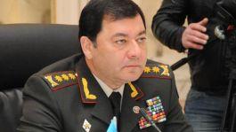 Azerbaycan Genelkurmay Başkanı görevden alındı