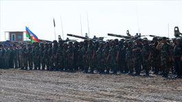 Azerbaycan Karabağ'daki savaşta 2 bin 904 Şehit verdi
