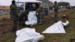 Azerbaycan'ın öldürdüğü 248 Pkk lının cesedi Ermenistan morglarında bekliyor