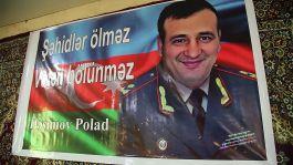 Azerbaycanlı Şehit Komutanın adı parkta yaşatılacak