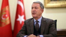 Bakan 25 terörist öldürüldü açıklaması yaptı