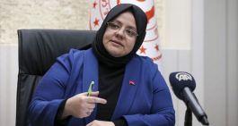 Bakan Selçuk Bayram da 35 bin 332 şehit ailesi ve gazi ziyaret edildi dedi