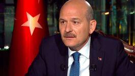 Bakan Süleyman Soylu Terörist Babası ile telefonla konuştu