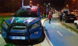 Balıkesir de Jandarmaya silahlı saldırı iki Asker yaralı