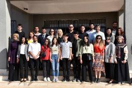 Balıkesir'den terör şehidi Necmettin Yılmaz'ın öğrencilerine ziyaret