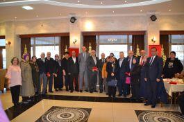 Bandırma ve Erdeki Kıbrıs gazilerine madalya tevcih töreni yapıldı