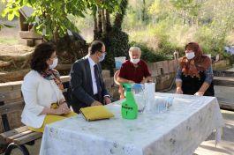 Bartın Valisi Şehit ailelerini ziyaret etti