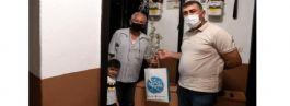 Başkan Şehit babalar'ının babalar gününü kutladı