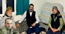 Belediye Başkanından Şehit ailesine ziyaret