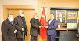 Belediye Başkanından Şehit aileleri ve Gazilere yakın ilgi