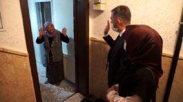 Belediye Başkanından Şehit Ailelerine Ziyaretler