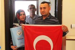 Belediye Başkanından Şehit yakınları ve Gazilere Bayram hediyesi