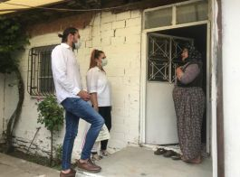 Belediye Şehit Ailelerini unutmadı