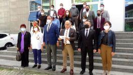 Belediye Şehit Aybüke Yalçın'ın ismini yaşatacak