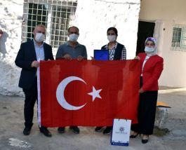Belediye Şehit yakınları ve gazileri yalnız bırakmıyor