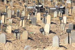 Bitlis'te Gizli Terörist Mezarlığı ortaya çıktı 261 teröristi gömmüşler