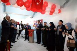 Bolu'da Şehit İlhan Sezer Kütüphanesi açıldı