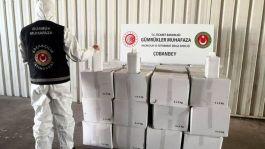 Bomba yapımında kullanılan sülfürik asit Suriye'ye götürülürken yakalandı