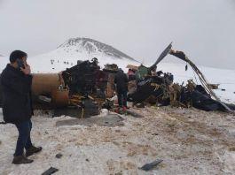 Bu helikopterlerinin dört kazasında 38 Askerimiz Şehit oldu
