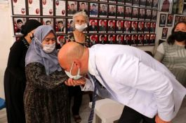 Büyükşehir'den Şehit ve Gaziler Derneğine ziyaret