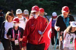 Çanakkale gazisinin oğlu, 85 yaşında İstiklal Yolu Yürüyüşü'ne katılıyor