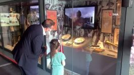 Çanakkale Savaşları Mobil Müzesi Emet'te