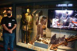 Çanakkale Savaşları Mobil Müze Tırı Ayvalık'ta