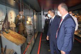 Çanakkale Savaşları Mobil Müzesi Sinoplularla buluştu