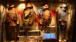 Çanakkale Savaşları Mobil Müzesi Sarıkamış'ta