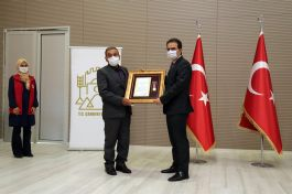 Çankırı'da Şehit ve Gazilere Övünç Madalyası verildi