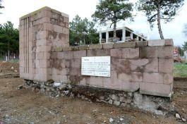 Çorum'da istiklal şehitleri anıtı yenileniyor