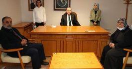 Cumhurbaşkanı Gara Şehidinin ailesiyle görüştü