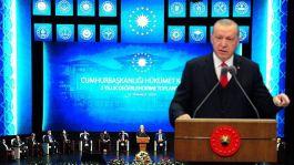 Cumhurbaşkanı:2 yılda Pkk'ya 234 Bin Operasyon yaptık dedi