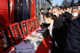 Diyarbakır Dershane önü 7 Sivil Şehit törenle anıldı