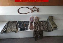 Diyarbakır Lice ve Hazro da terör örgütüne darbe
