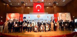 Diyarbakır'da Devlet Övünç Madalyası Tevcih töreni düzenlendi