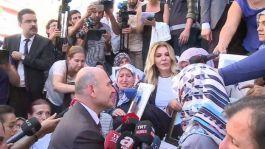 Diyarbakır'daki Terörist Annelerine yine selam gönderdi