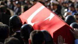 Diyarbakır'dan acı haber 1 Askerimiz Şehit oldu