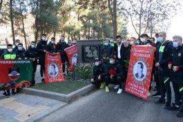 Diyarbakırlılar Şehit Ali Gaffar Okkan ve 5 arkadaşını unutmadı